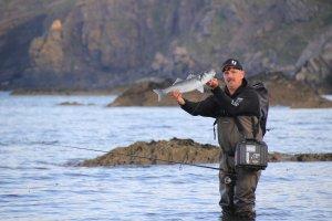 wolfsbarsch angeln in irland